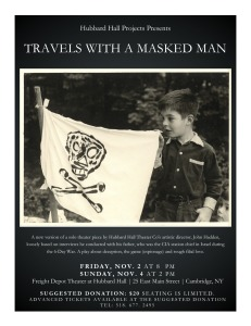 Poster for Masked Man